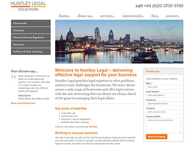 Huntley Legal